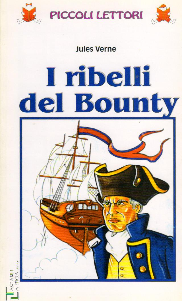 I ribelli del Bounty - Jules Verne