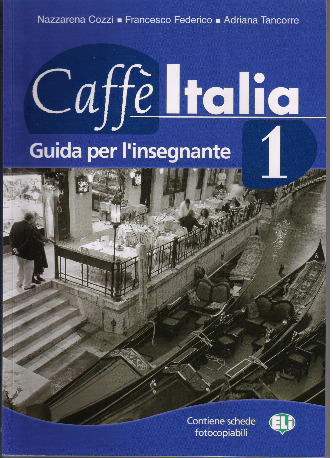 Caffe Italia 1