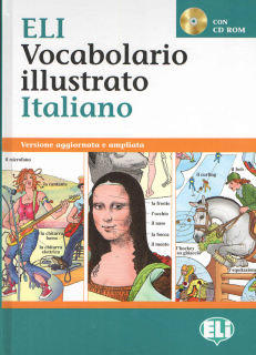 ELI Vocabolario illustrato Italiano + CD
